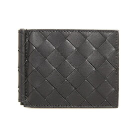 ボッテガヴェネタ BOTTEGA VENETA 財布 メンズ 二つ折り財布(マネークリップ) ブラック 592626 VCPQ4 8984 NERO