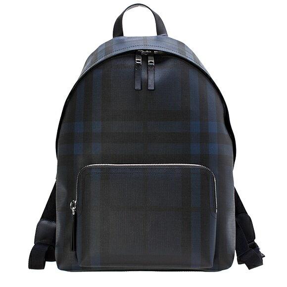 バーバリー BURBERRY バッグ メンズ バックパック リュック A4 ネイビー/ブラック ABBYDALE 4031566 SMV:PCAL 4100B NAVY/BLACK 【送料無料】【英国】