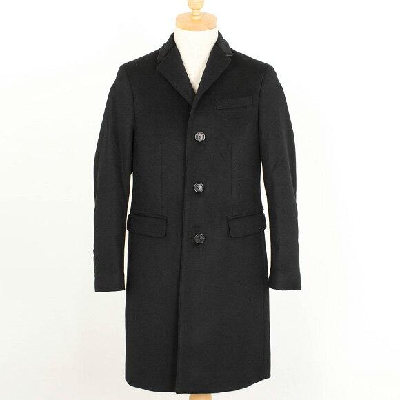 バーバリー BURBERRY コート メンズ チェスターコート ブラック BISHOPSGATE VT 4016626 AAHZB 00100 BLACK 【送料無料】【英国】