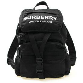 バーバリー BURBERRY バッグ レディース バックパック(リュック) ブラック SM WILFIN 8014130 NYN:110985 A1189 BLACK【英国】