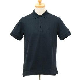 バーバリー BURBERRY メンズ 半袖ポロシャツ ネイビー EDDIE 80140041 113838 A1222 NAVY【英国】