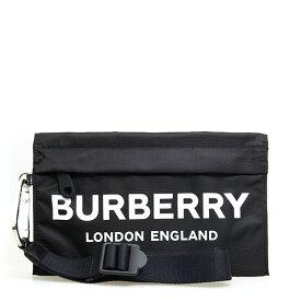 バーバリー BURBERRY レディース ポーチ ブラック PEBBLE 80150421 NB2:110985 A1189 BLACK【英国】