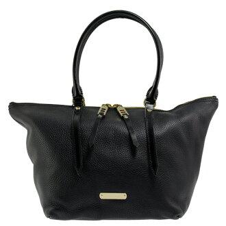 BURBERRY / Burberry ladies Tote Bag Black SM SALISBURY LBT 3887064 00100 BLACK BURBERRY