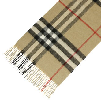 Burberry BURBERRY cashmere scarf GIANT ICON camel check 3929522 168: CS 2310C CAMEL CHECK