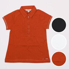 バーバリー BURBERRY 子供服 トップス ガールズ ポロシャツ POLO B15957 [全3色]【英国】