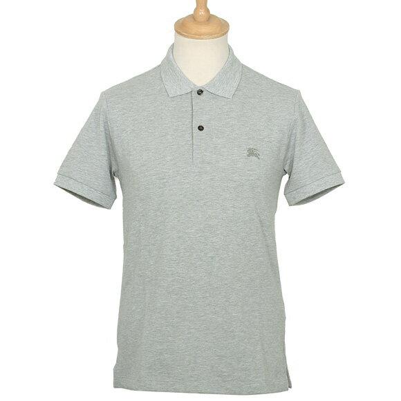 バーバリー BURBERRY メンズ ポロシャツ ペールグレー OXFORD 3955999 ABOWN 05000 PALE GREY MELANGE【英国】