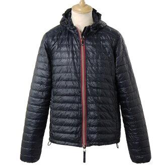 DUVETICA (듀베티카) 맨즈 다운 재킷 네이비 MEGARO [메가로] U. 3400.00. 1091 770 BLU NAVY DUVETICA데베라고 나 쥬베티카