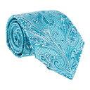 エトロ ETRO メンズ ネクタイ ターコイズブルー(ペイズリー柄) 12026 3112 250 TURQUOISE BLUE 【送料無料】