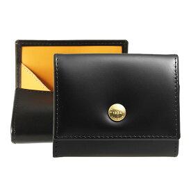 エッティンガー ETTINGER 財布 メンズ コインケース ブラック 黒 ブライドルレザー COIN PURSE BH145JR BLACK BRIDLE HIDE COLLECTION【英国】