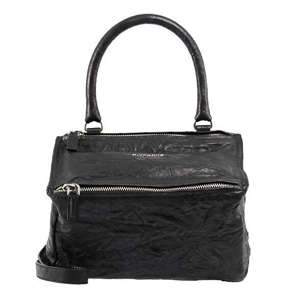 ジバンシィ GIVENCHY バッグ レディース 2WAYショルダーバッグ PANDORA SMALL [パンドラスモール] ブラック 黒 BB0 5251 004 001 BLACK