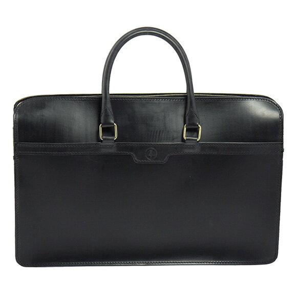 グレンロイヤル GLENROYAL バッグ メンズ ブリーフケース A4 ブラック 2 HANDLE ZIP TOP CASE 02-5225 BLACK 【送料無料】【英国】