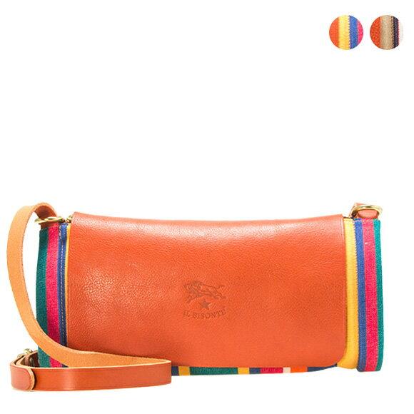 イルビゾンテ IL BISONTE バッグ レディース ショルダーバッグ CANVAS BAG L0719 RI [全2色]