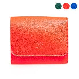 イルビゾンテ IL BISONTE 財布 二つ折り財布 C0594/M EP [全3色]【母の日】