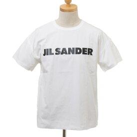 ジルサンダー JIL SANDER メンズ Tシャツ ホワイト JSUO705060 MO247608A 100 WHITE