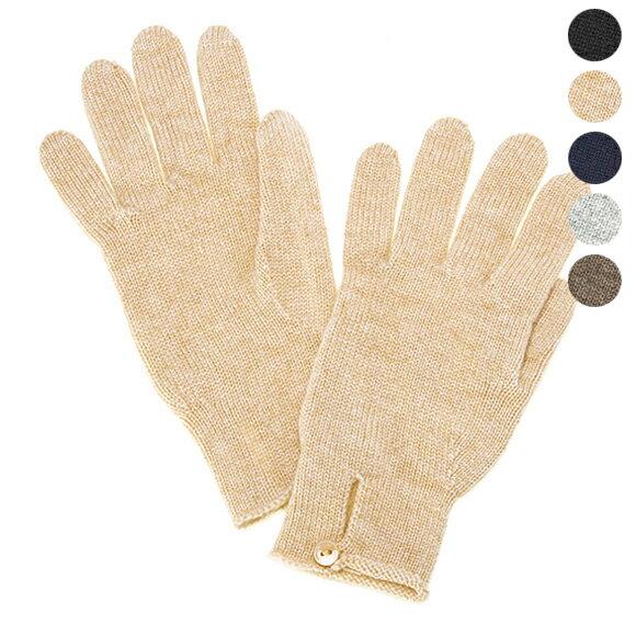 ジョンストンズ JOHNSTONS レディース 手袋 グローブ BUTTON LOOP GLOVES HAY02241 [全4色]【英国】
