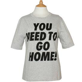 ケンゾー KENZO レディース 半袖Tシャツ T-SHIRT 2TS886 990 93 LIGHT GREY
