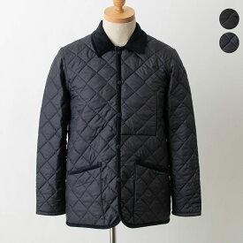ラベンハム LAVENHAM メンズ キルティングジャケット CLASSIC DENHAM [デンハム] WR POLYESTER SLJ9003 [全3色]【英国】