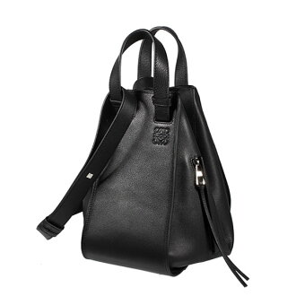 Loewe LOEWE bag SMALL BAG HAMMOCK hammock ladies 2-WAY shoulder bag black 387 30 N60 1100 BLACK