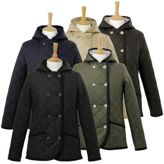 MACKINTOSH of Mackintosh MACKINTOSH ladies Quilted Jacket 7155 TRADITIONAL LUTON QA [all colors]