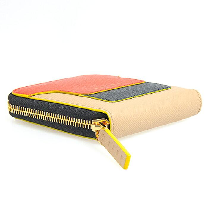 マルニの折財布