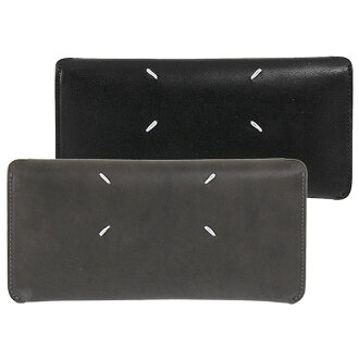 Maison Martin Margiela MAISON MARTIN MARGIELA women's wallets purse black S36UI0344 SX 9300 900 NERO