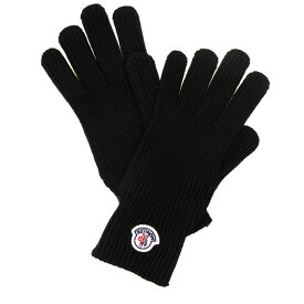 モンクレール MONCLER 手袋 メンズ 手袋(グローブ) ブラック 00518.00 04957 999 BLACK