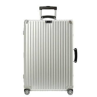 Rimowa CLASSIC FLIGHT suitcase (in size 63 L) 4-wheel wheel silver 974.63 MULTIWHEEL SILVER RIMOWA Limon than instead also Oh LIMOWA