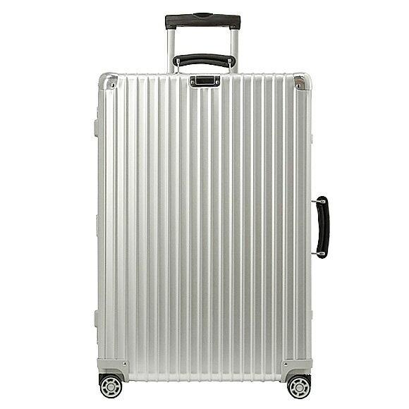 リモワ RIMOWA クラシックフライト 76L CLASSIC FLIGHT 4輪マルチホイール スーツケース 971.70.00.4 / 974.71 MULTIWHEEL シルバー SILVER 【国内配送G】