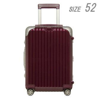 Rimowa RIMOWA limbo 34 L (carry-on) LIMBO four-wheel multi wheel suitcase 886.52 CABIN MULTIWHEEL IATA Carmona red CARMONA RED