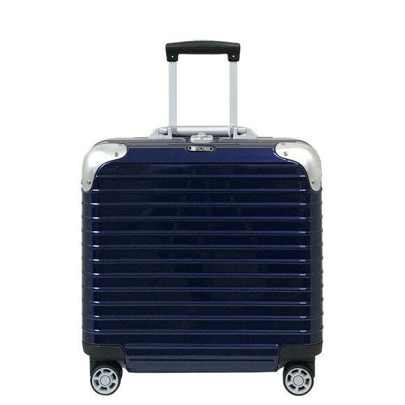 リモワ RIMOWA リンボ 28L(機内持ち込み) LIMBO 4輪マルチホイール スーツケース 880.40.21.4 BUSINESS MW ナイトブルー NIGHT BLUE 【国内配送G】