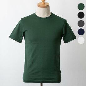 サンスペル SUNSPEL メンズ クルーネック半袖Tシャツ SHORT SLEEVE CREW NECK T-SHIRT MTSH0001 [全5色]【英国】