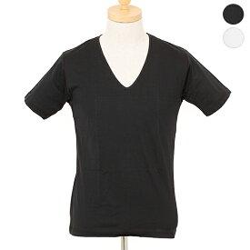 サンスペル SUNSPEL メンズ 半袖VネックインナーTシャツ SUPERFINE COTTON V-NECK T-SHIRT MTSH4102 [全2色]【英国】