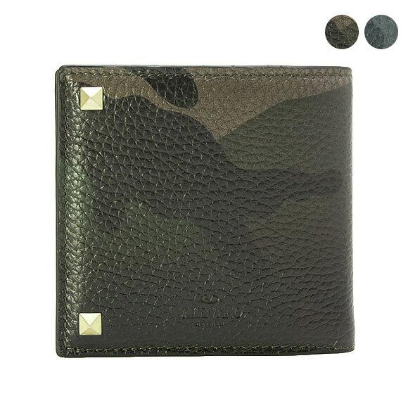 ヴァレンティノ VALENTINO 財布 メンズ 二つ折り財布 BILLFOLD WALLET COIN PURSE MY0P0577VXM [全2色]