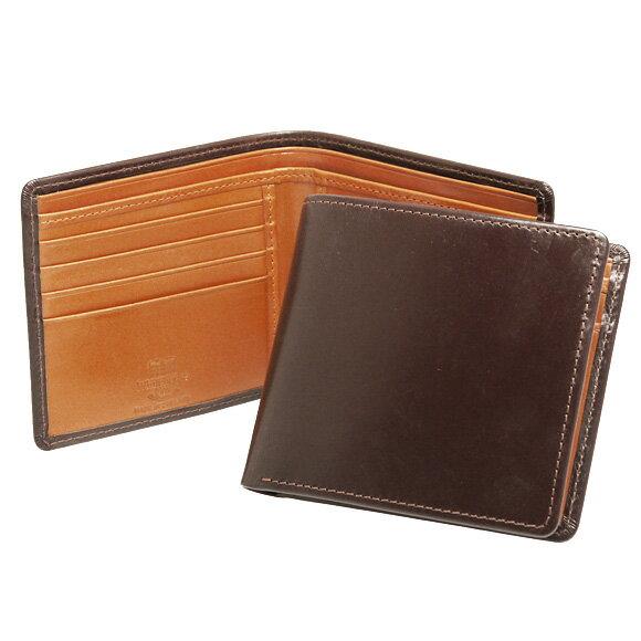 ホワイトハウスコックス Whitehouse Cox 財布 二つ折り財布(小銭入れ付) ハバナブラウン/ニュートン COIN WALLET S7532/SR1563 HAVANA/NEWTON (JP)【英国】