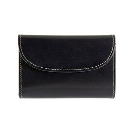 ホワイトハウスコックス WHITEHOUSE COX 財布 三つ折り財布(小銭入れ付) ネイビー 3FOLD WALLET BRIDLE S7660 NAVY【英国】