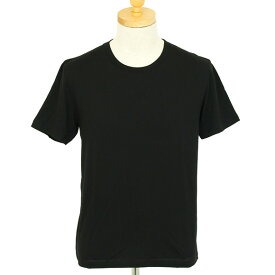 サンローランパリ SAINT LAURENT PARIS メンズ 半袖Tシャツ ブラック 黒 497188 YB2MQ 1004 BLACK
