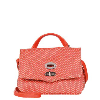 SANELA to ZANELLATO bags ladies 2-WAY shoulder bag POSTINA BABY red ZA26PEL06267 53 D8 SUNSET