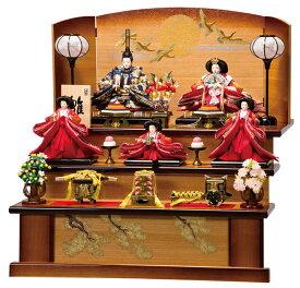雛人形 平安豊久 三段飾り 沙良 ひな人形 HE-027 p15