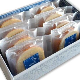 カモバのギフトセット「B.ミニバウムセット」お土産・お菓子・千葉・鴨川・バウムクーヘン・洋菓子・ギフト・贈り物・お祝・お歳暮・お年賀・ご挨拶・包装・のし・手提げ袋