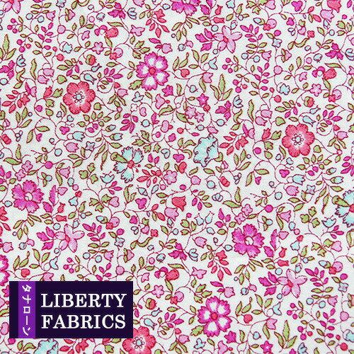 【LIBERTY】リバティファブリック《生地》Katie and Millie/とても小さな花柄がかわいらしくおしゃれな花柄生地/3633177LCE/「liberty38」(10cm単位)