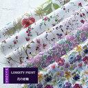 リバティカットクロス 花の妖精 5種セット【LIBERTY PRINT】花柄/タナローン/おためし/はぎれ/約30×25cm 5種類カ…