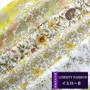リバティカットクロス イエローB5種セット【LIBERTY FABRICS】おためし/リバティカットクロスはぎれ/約30×25cm5種類カットクロス[1セット単...