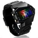 【送料無料 即日発送】時計 メンズ レディース 正規品 説明書付き デジタル 腕時計 防水 万能タイプ腕時計 電池セット…