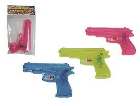 【送料無料】クリアサンダー水ピストル 玩具 おもちゃ 子供用 キッズ用 プレゼント ギフト