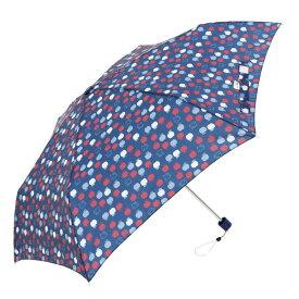 傘 ウォーターフロントWaterfront ハローキティぺん細りんご折りたたみ傘 女性/学生/子供 雨傘 全6色 親骨50cm HKPNA-3F50-UH-1T