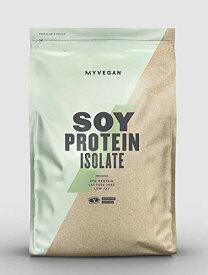 Myprotein ソイプロテイン アイソレート ナチュラルストロベリー 1