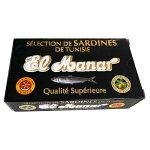 オイル・サーディン缶詰いわしのエクストラバージンオリーブオイル漬
