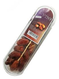 チュニジア産デーツ(乾燥なつめやし果実)種付き 250gデイツ/Dates with pit /Dattes entieres (Deglet Nour) (Tunisia) ドライフルーツ ナツメヤシ