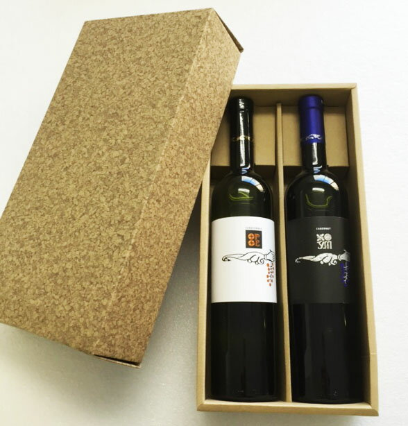 【ギフトボックス入り】【ボスニアヘルツェゴビナワイン】フム カベルネ・ソーヴィニヨン 2012(赤・重口) オロス oros 2015 シャルドネ Hum Cabernet Sauvignon (,TVDROS Red wine,chardoney Full body, Bosnia and Herzegovina)(海外土産 おみやげ サッカー)