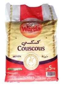 クスクス中粒 5kg袋 Couscous Moyen/Middle Grain 5kg (Tunisia)